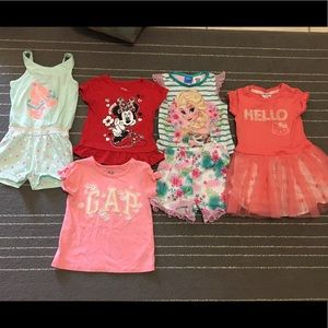 Other - Toddler girls SIZE 2t
